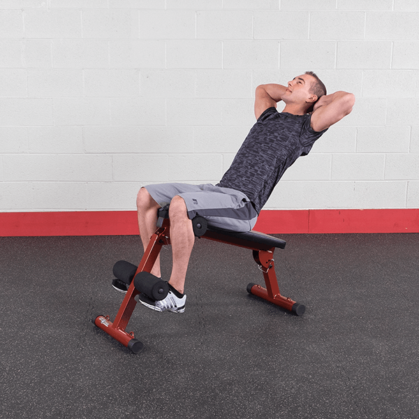 Body-Solid - Ab Bench/Seat