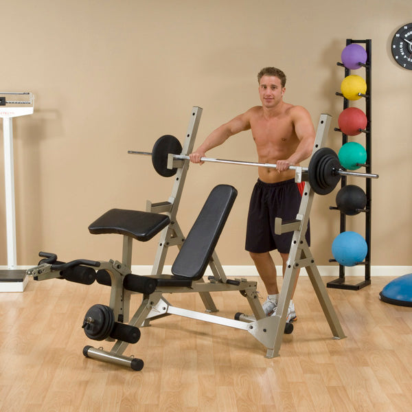 Best Fitness Multi-Press Station