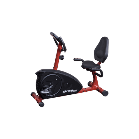 BEST FITNESS RECUMBENT BIKE