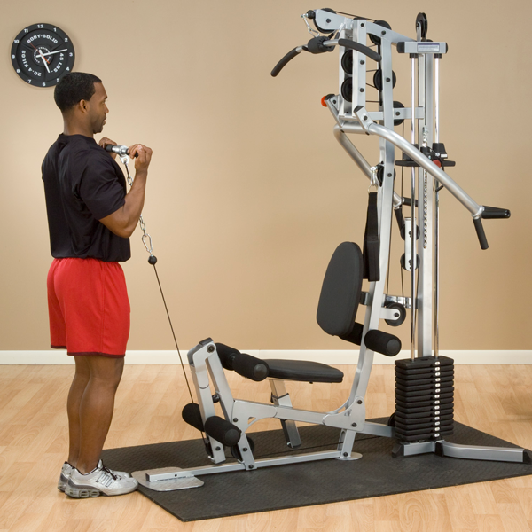 Body-Solid - Powerline Short Assembly Home Gym