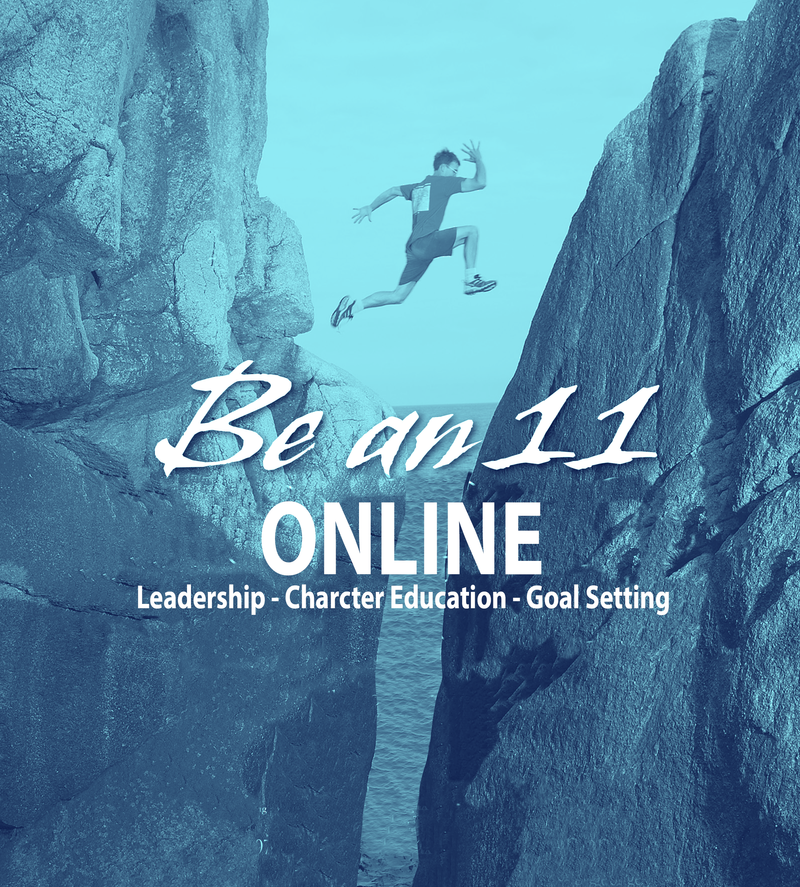 Be an 11 and Leadership Online Course - Section 3 only