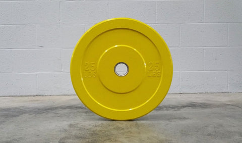 BFS - BUMPER PLATES - COLORED 17.7""