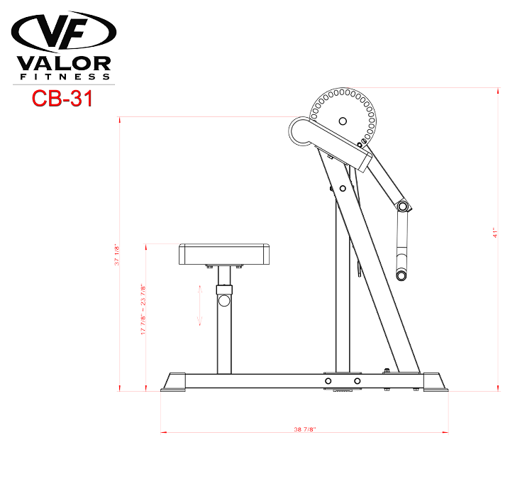 Arm / Tricep Machine