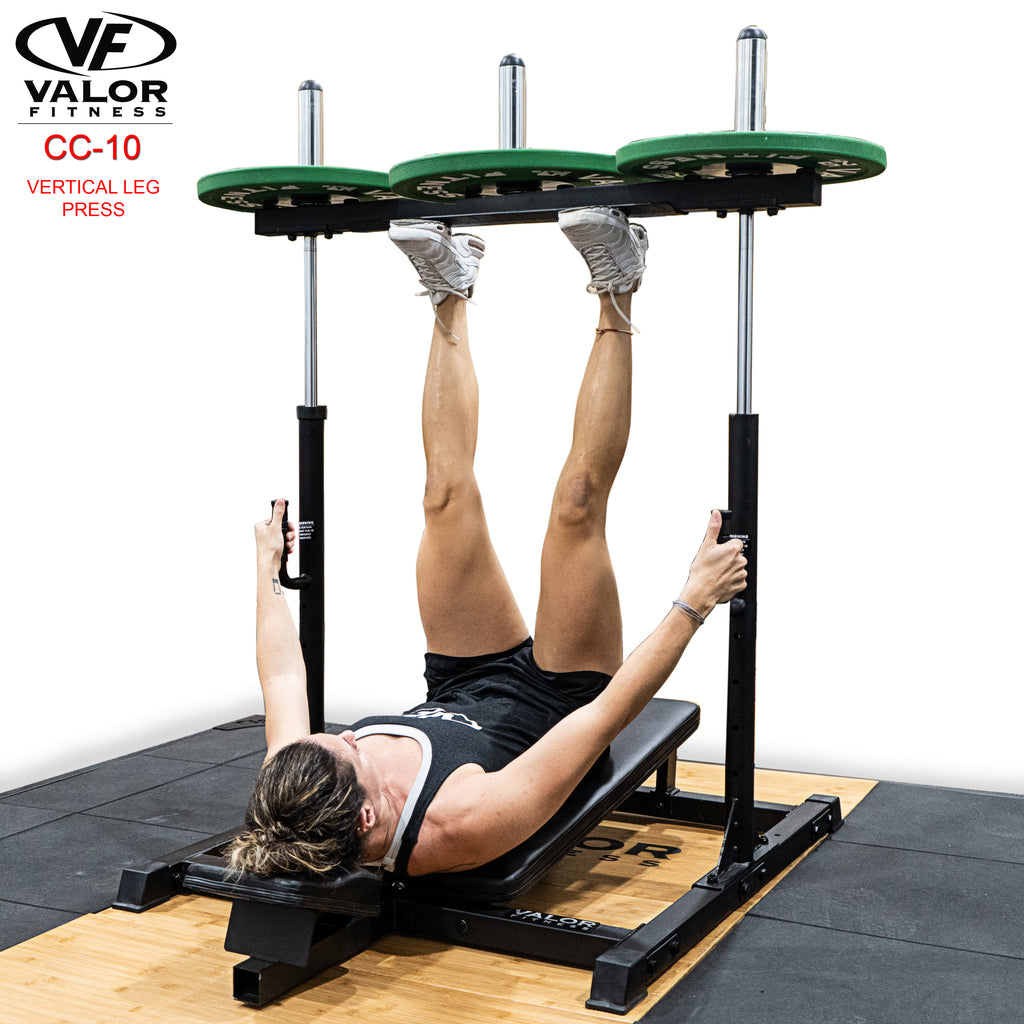 Vertical Leg Press