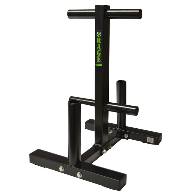 RAGE Bumper/Barbell Tree Stand