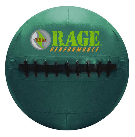 "Rage 14"" Performance Medicine Ball - 6  to 20 lbs"