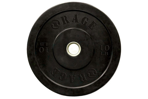RAGE Olympic Rubber Bumpers
