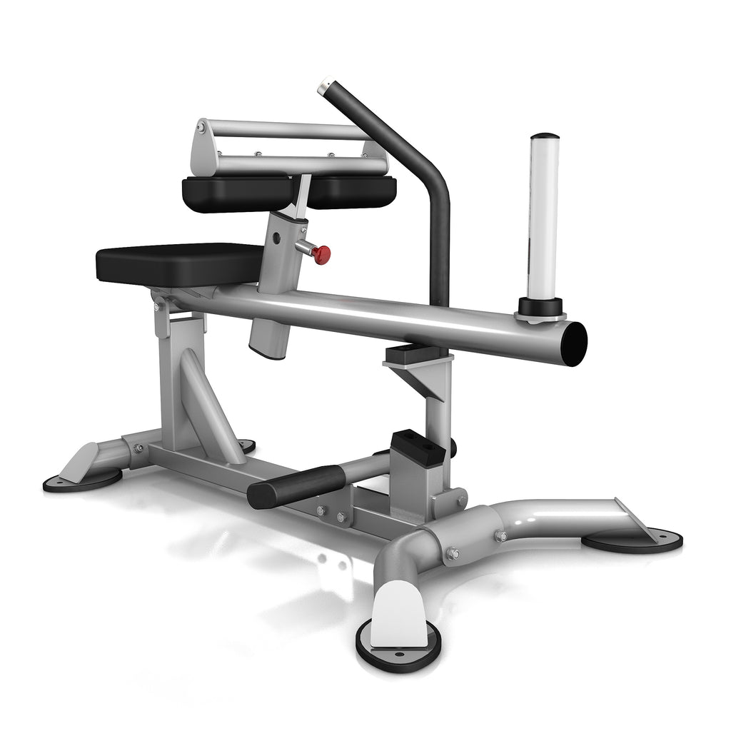 BodyKore Elite Series – Bodykore Commercial Plated Loaded Seated Calf Raise
