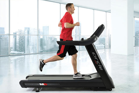 CIR-TM8000e-C Treadmill