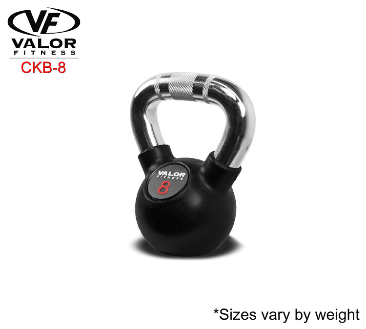 Chrome Kettle Bell 10lb