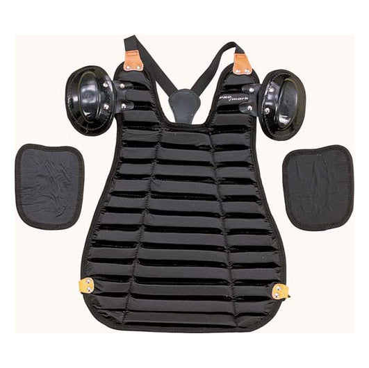 Umpire Chest Protector/Inside