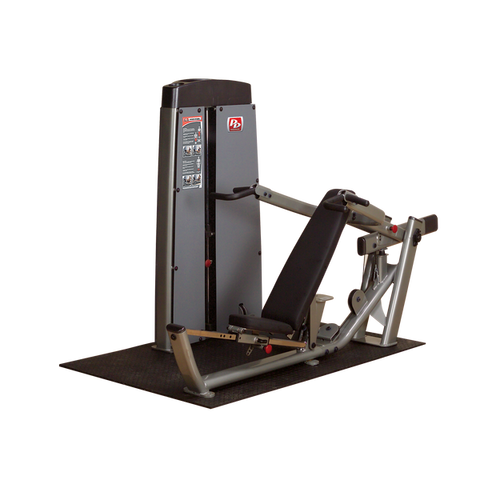 Body-Solid - Dual FID Press-Machine, FREESTANDING W STACK