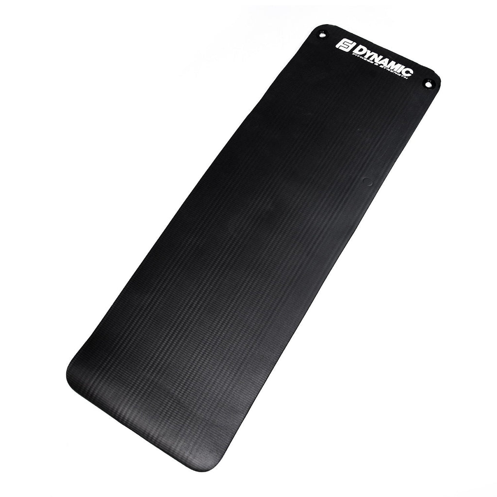 "Dynamic - CLUB MAT 72"" X 24"" X .625"" BLACK"