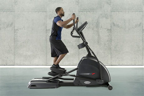 CIR-EL7000e-C Elliptical Trainer