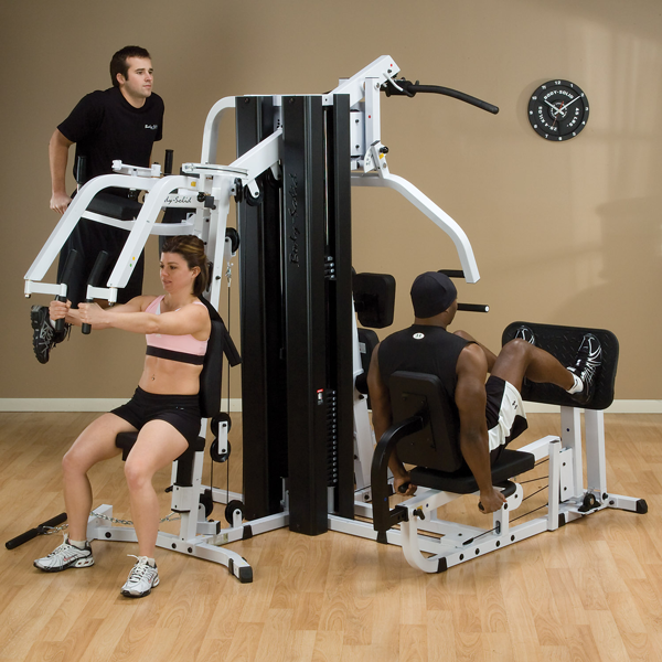 Body-Solid - 2 stack, light commercial gym