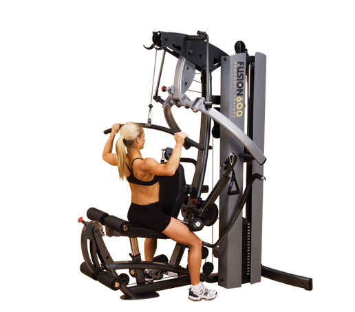Body-Solid - F600 GYM, 310LB STACK