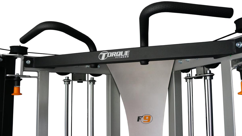 Torque RESIDENTIAL / VERTICAL - Fold Away Gym (150 pound stacks)