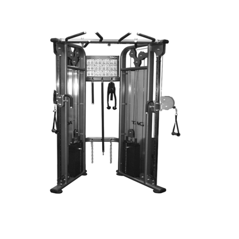 TAG Functional Trainer 2x210lb stacks