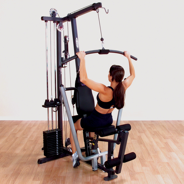 Body-Solid - SelectorIZED HOME GYM, G1S