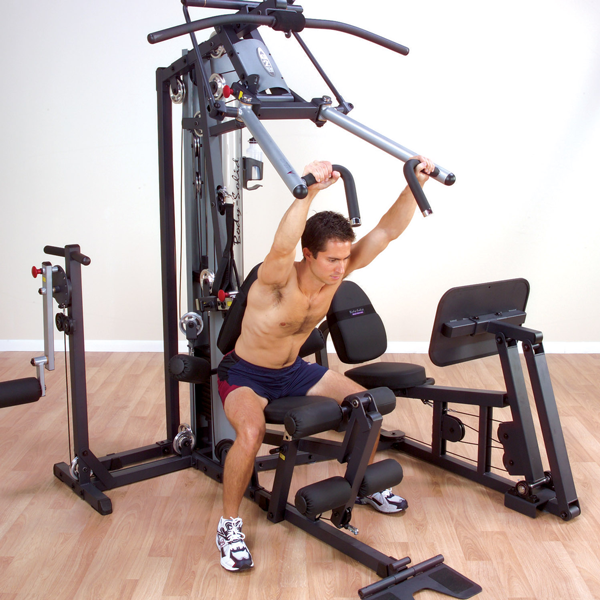 Body-Solid - BI-ANGULAR HOME GYM, G2B