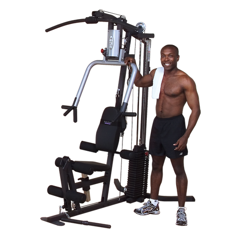 Body-Solid - SelectorIZED HOME GYM, G3S