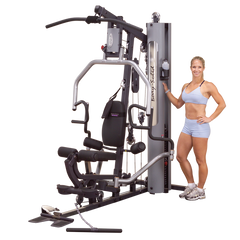 Body-Solid - SELECTORIZED HOME GYM, G5S