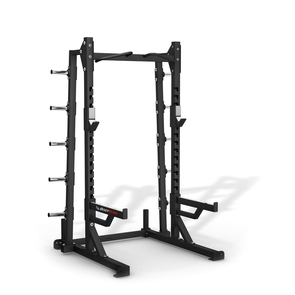 BodyKore Signature Series- Military Half Rack