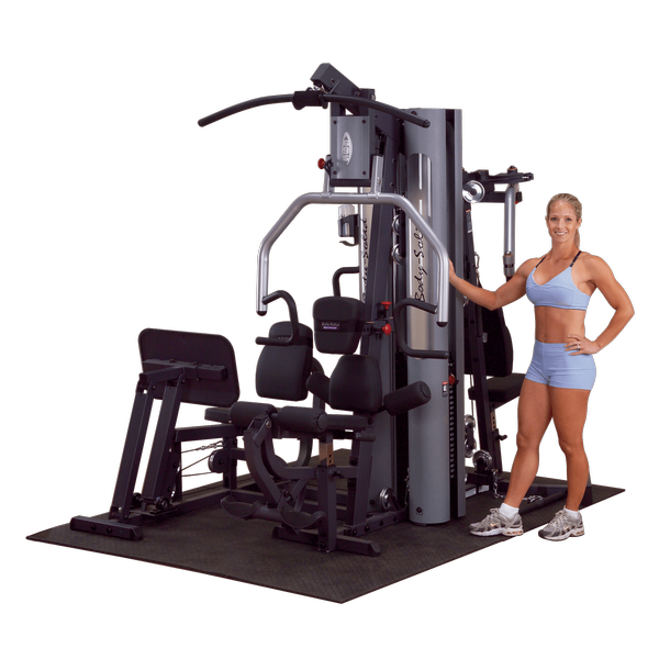 Body-Solid - 2 Stack Light Commercial Gym G9S