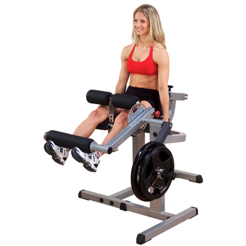 Body-Solid - Cam Series Seated Leg Extension and Curl