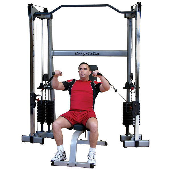 Body-Solid - Functional Training Center GDCC200