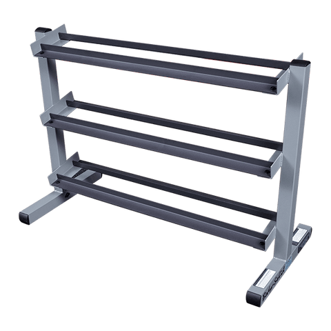 Body-Solid - Dumbell Rack, 3 tier Horizontal