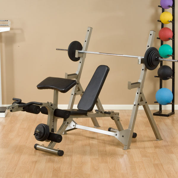 Body-Solid - Best Fitness Multi-Press Station