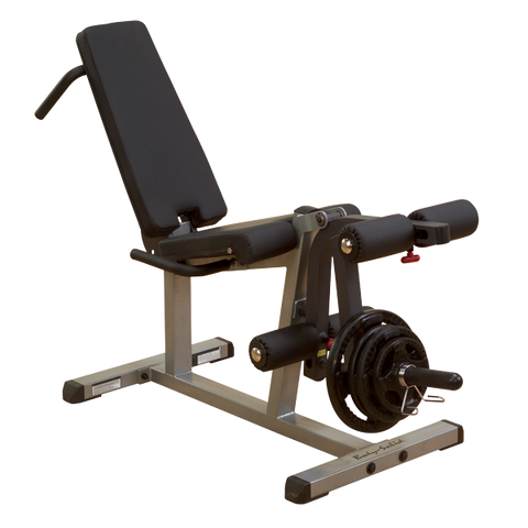 Body-Solid - Leg Extension and Prone Leg Curl Machine