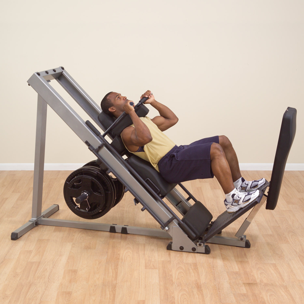 Body-Solid - Leg Press/Hack Squat