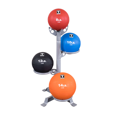 Body-Solid - MEDICINE BALL RACK 3
