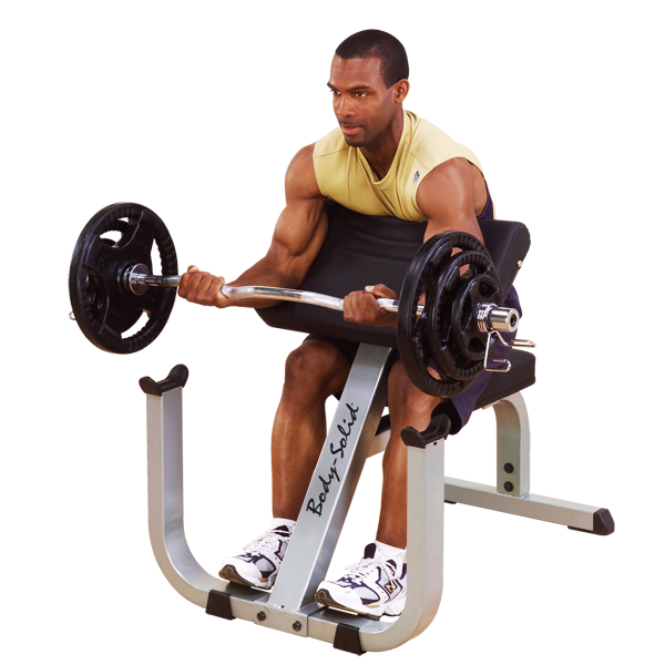 Body-Solid - Preacher Curl Bench