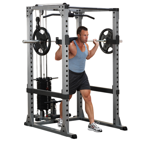 Body-Solid - Power Rack, GPR378