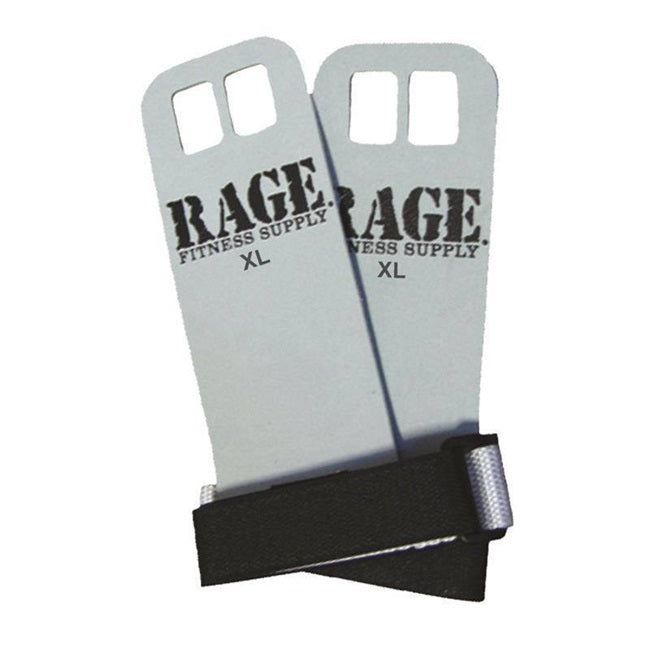 Rage Leather Hand Grips (pair)