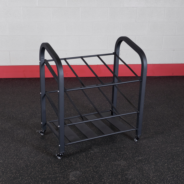 Body-Solid - Mat/Roller Storage