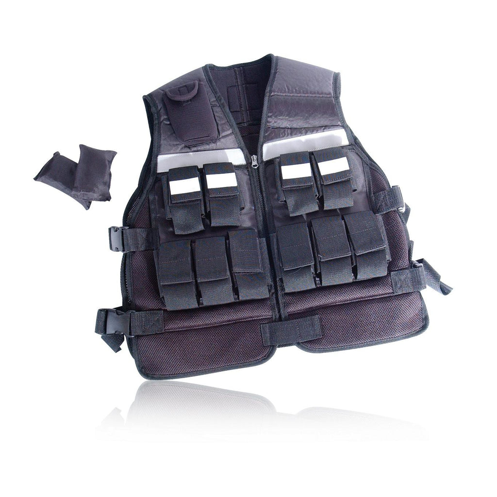 Adjustable Weighted Vest - 20 lbs