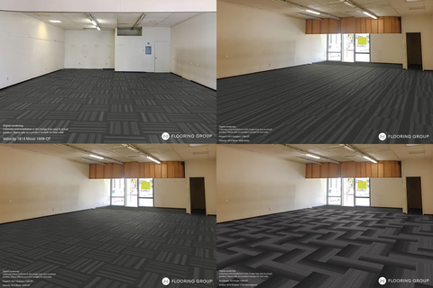Kinetex® Durable Soft Flooring