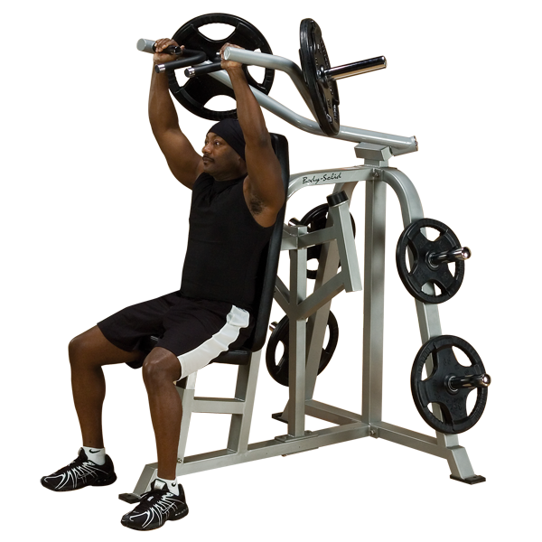 Body-Solid - PCL Leverage Shoulder Press