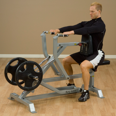 Body-Solid - PCL Leverage Seated Row