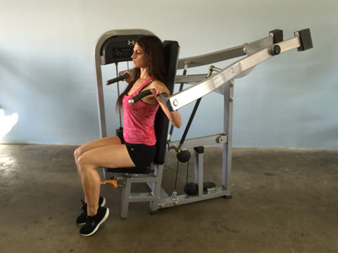 Shoulder Press - Muscle D