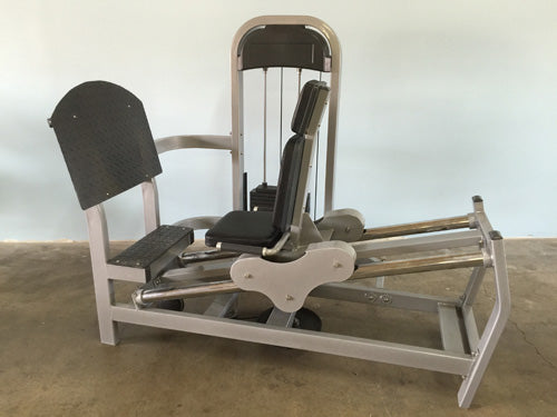 Seated Leg Press - Muscle D