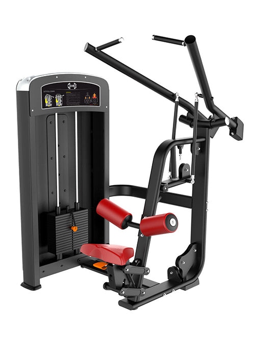 Lat Pulldown - Elite Series Muscle D Fitness