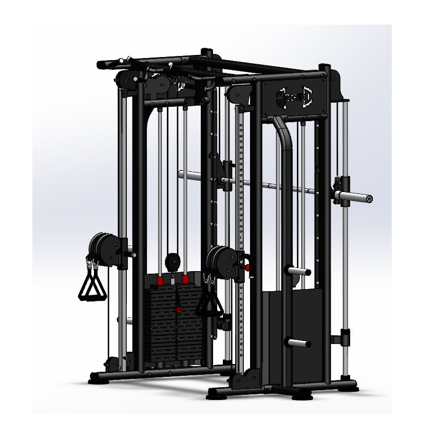 DAP/SMITH Machine Combo