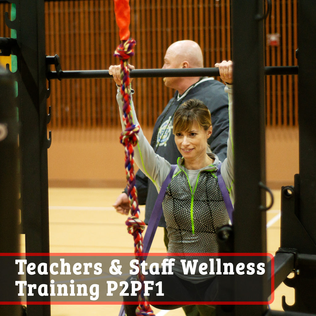 P2P Teachers & Staff Wellness Training