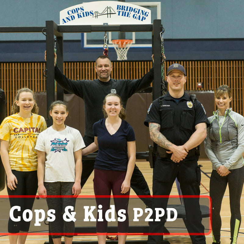P2P Cops & Kids - Bridging the Gap
