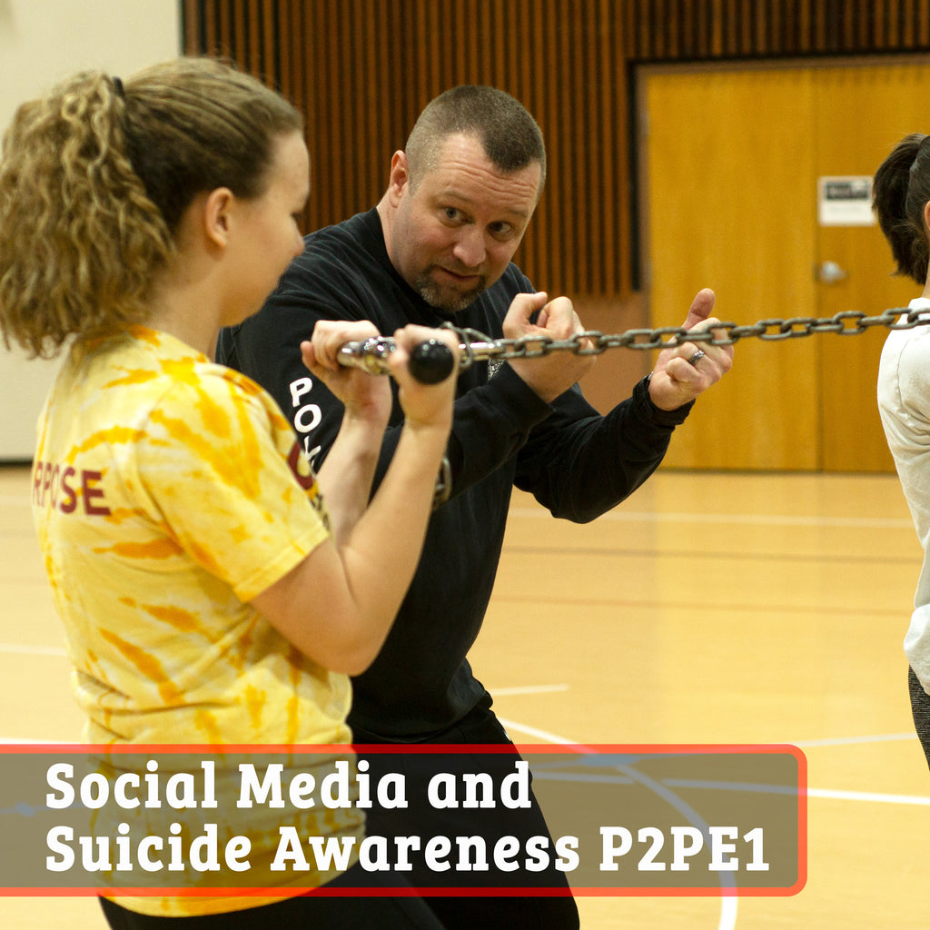 P2P Social Media & Suicide Awareness